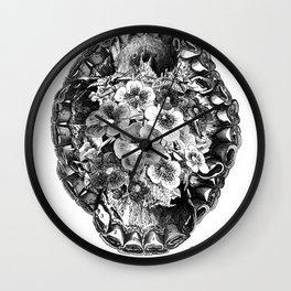 Redhorse Black Wall Clock