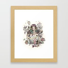 Azama Framed Art Print