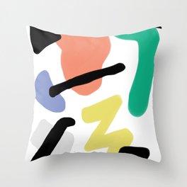 Cowabunga Dude Throw Pillow