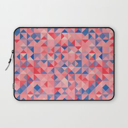 colorful Triangles 1 Laptop Sleeve
