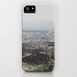 Ancient Modernity iPhone Case