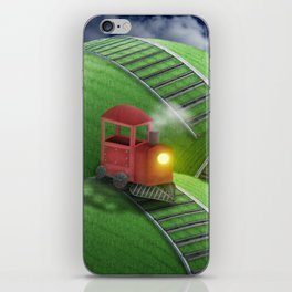Up and Away iPhone Skin