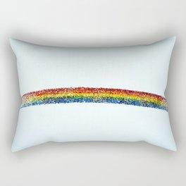 Rainbow Art Rectangular Pillow