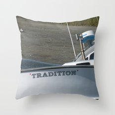 Tradition Throw Pillow