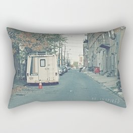 Be Inspired.  Rectangular Pillow
