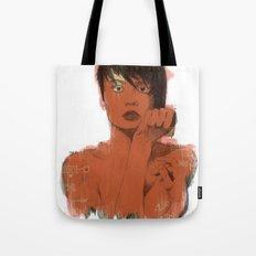 Glimpse Tote Bag