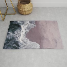 Sands of Lavender Rug