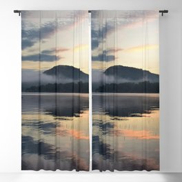 Sunrise After the Storm: Lake George Blackout Curtain