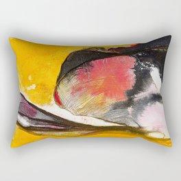 Golden Stability Rectangular Pillow