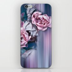 ROSES ABSTRACT iPhone & iPod Skin