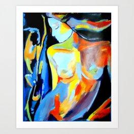 """Silent Glow"" Art Print"