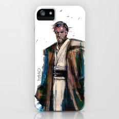Obi-Wan Kenobi iPhone (5, 5s) Slim Case