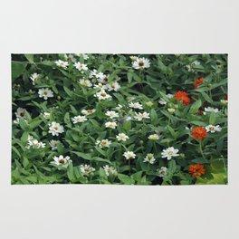 Tiny Flowers Rug