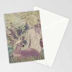 Diana, my deer Stationery Cards
