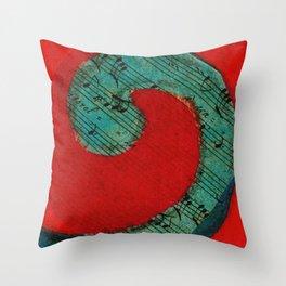 Lifesong Throw Pillow