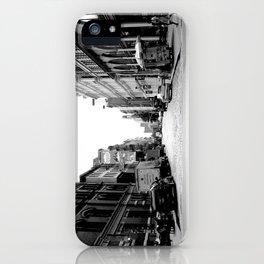 New York crosswalk iPhone Case