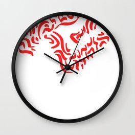 Drive Wall Clock
