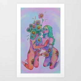 need you  Art Print
