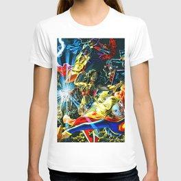 wanits super woman T-shirt