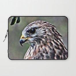 Handsome Hawk Laptop Sleeve