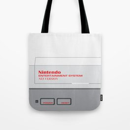 Nintendo Nes Tote Bag