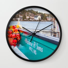 Darlene & Sons Wall Clock