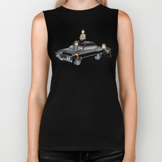 Metallicar and Friends Biker Tank