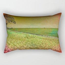 After the Apocalypse Rectangular Pillow