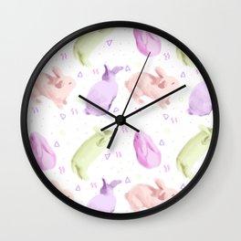 A load of Buns Wall Clock