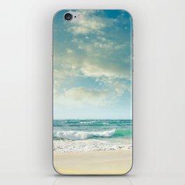 beach love tropical island paradise iPhone Skin