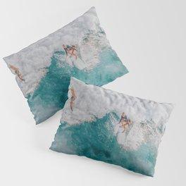 lets surf xlvii Pillow Sham