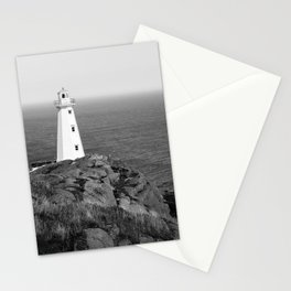 Cape Spear Lighthouse No.4 Stationery Cards