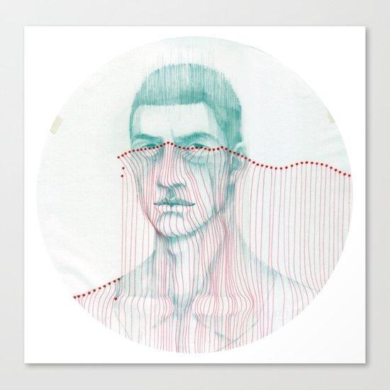 Misfit Circuit 2 Canvas Print