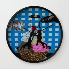 We all scream for Wall Clock