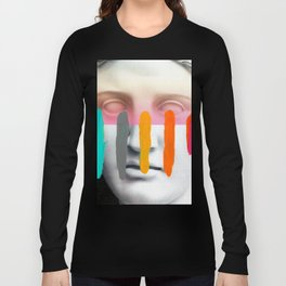 Composition on Panel 2 Long Sleeve T-shirt