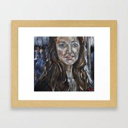 Author Framed Art Print
