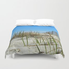 Cape Cod Dunes Duvet Cover