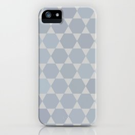 Star Of David | Modern Geometry iPhone Case