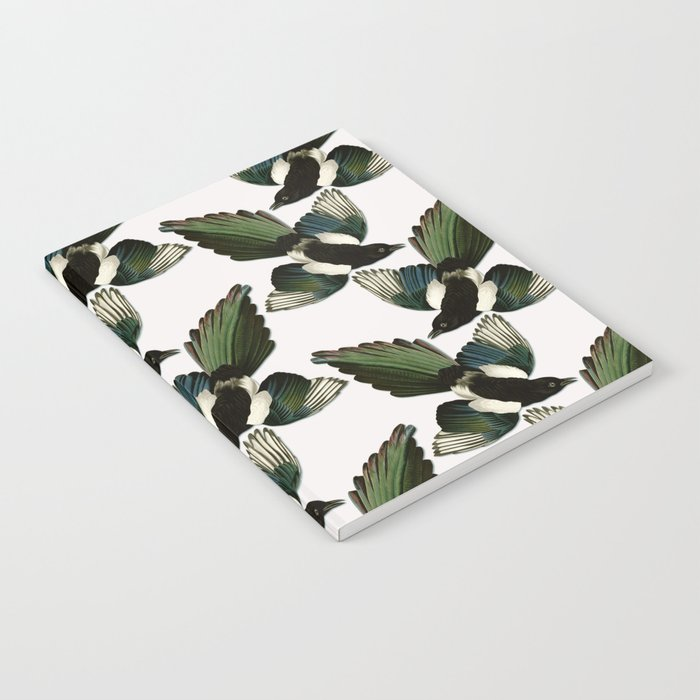 A Tiding Of Magpies Notebook