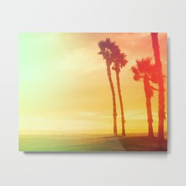 Summer's End Metal Print