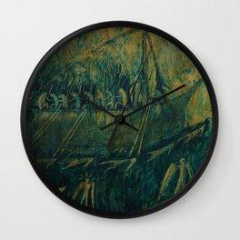 Archetypa II Wall Clock