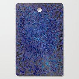finite element dark Cutting Board