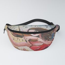 Music Fanny Pack