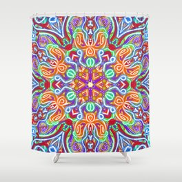 Goliath (Morning) Shower Curtain