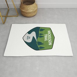 Mickelson Trail Rug