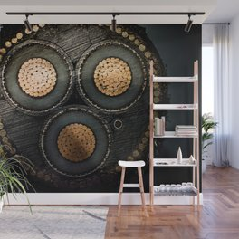 Data Cable Wall Mural