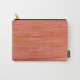 Series 7 - Tangerine Carry-All Pouch