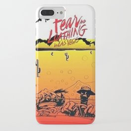 Fear and Loathing in Las Vegas- Desert iPhone Case