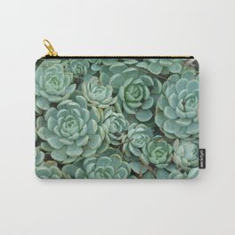 Green valentine Carry-All Pouch