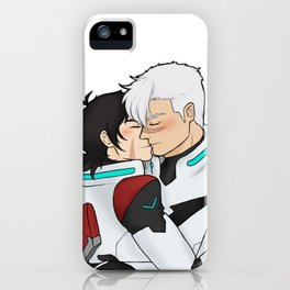 we saved eachother iPhone Case